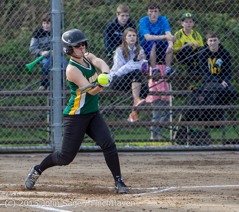 3688 Softball v Darrington 031815