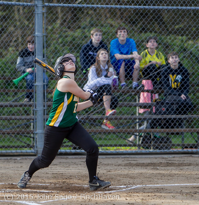 3693 Softball v Darrington 031815