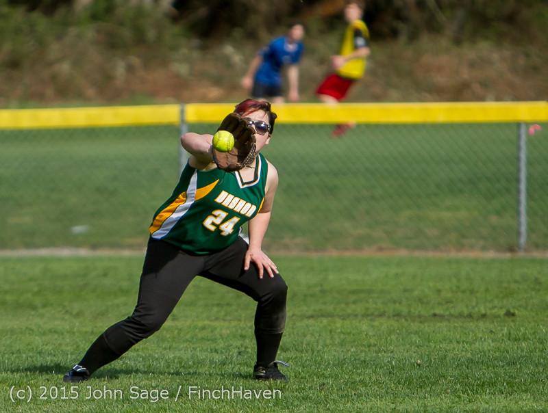 3694 Softball v Darrington 031815