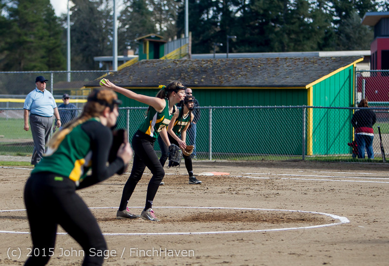 3744 Softball v Darrington 031815