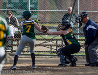 3780 Softball v Darrington 031815
