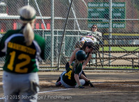 3816 Softball v Darrington 031815