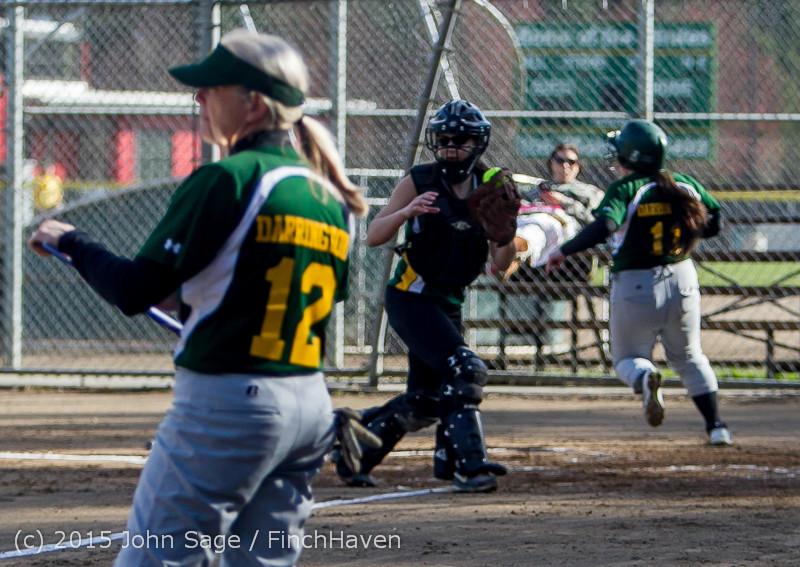 3836 Softball v Darrington 031815