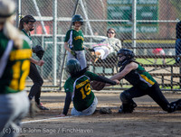 3844 Softball v Darrington 031815
