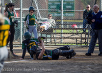 3854 Softball v Darrington 031815