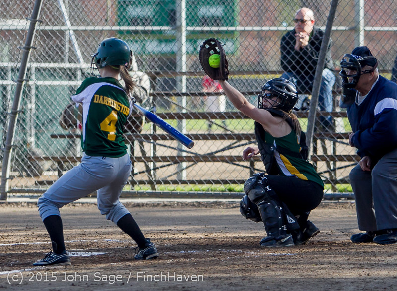 3909 Softball v Darrington 031815