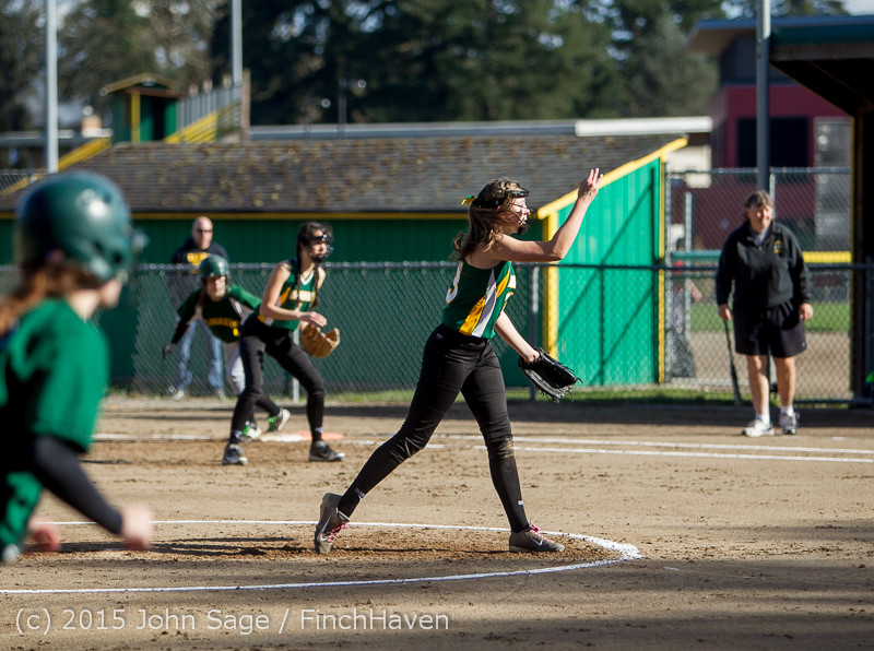 3920 Softball v Darrington 031815