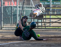 3929 Softball v Darrington 031815