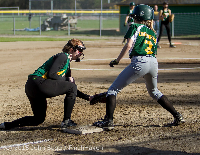 3963 Softball v Darrington 031815