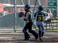 3987 Softball v Darrington 031815