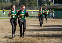 4024 Softball v Darrington 031815