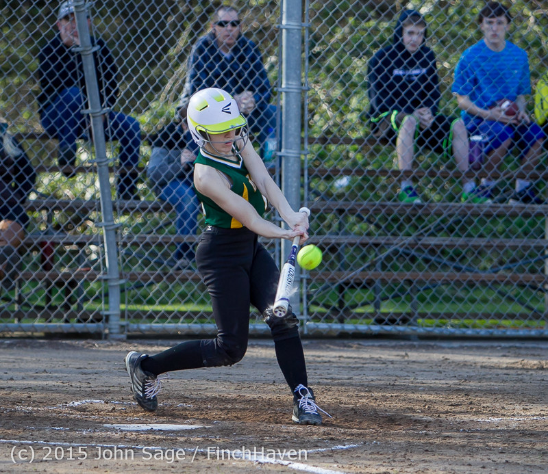 4037 Softball v Darrington 031815