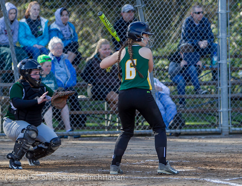 4124 Softball v Darrington 031815