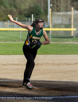 4141 Softball v Darrington 031815