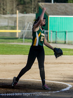 4151 Softball v Darrington 031815