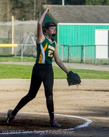 4161 Softball v Darrington 031815
