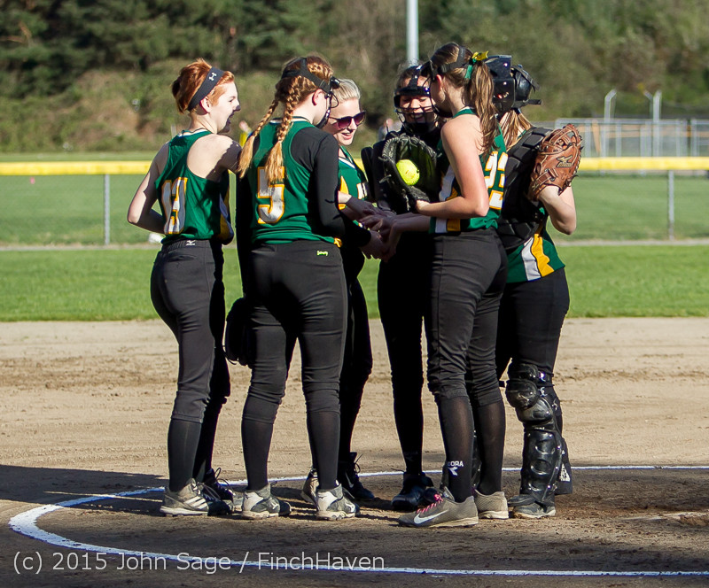 4165 Softball v Darrington 031815