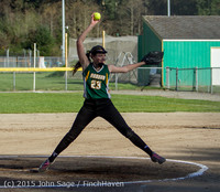 4181 Softball v Darrington 031815