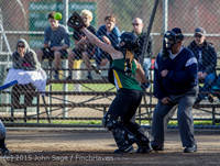 4222 Softball v Darrington 031815