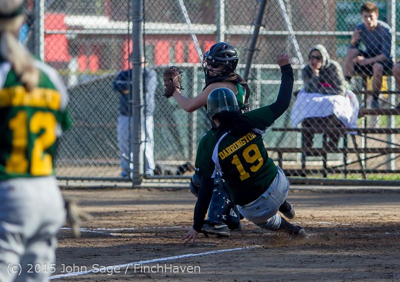 4258 Softball v Darrington 031815