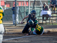 4260 Softball v Darrington 031815