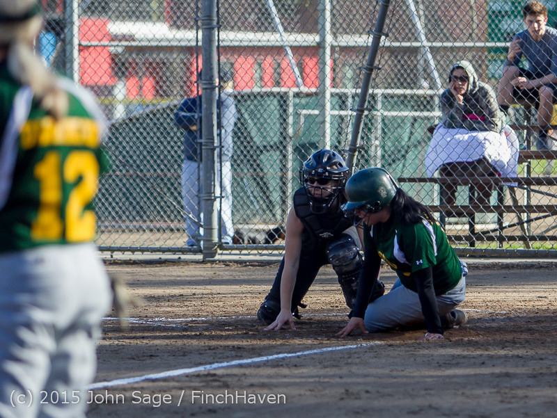 4266 Softball v Darrington 031815