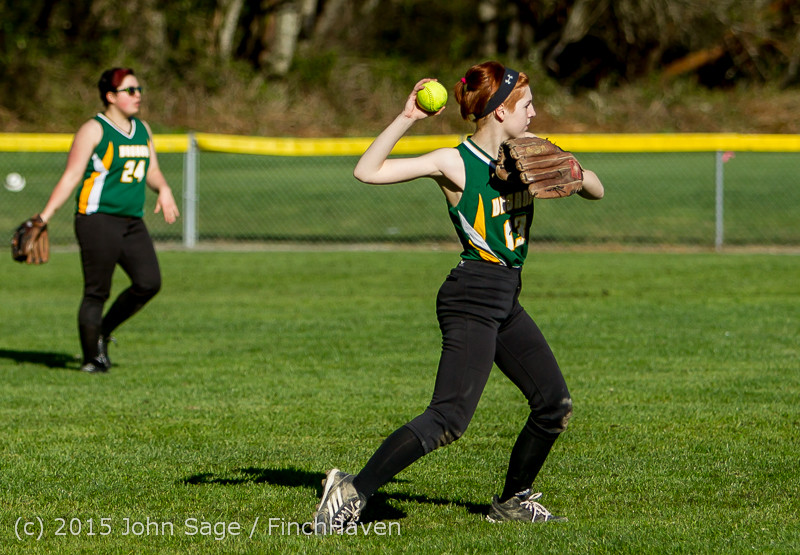 4313 Softball v Darrington 031815