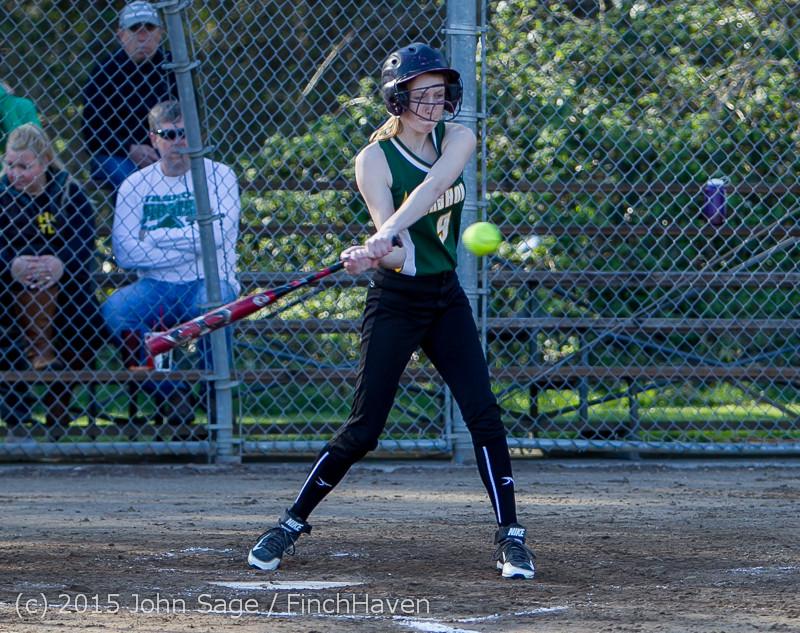4375 Softball v Darrington 031815