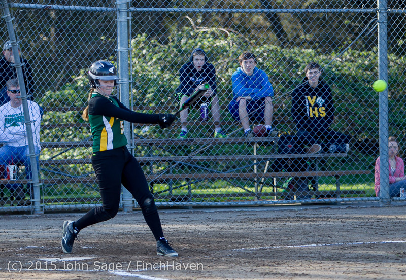 4416 Softball v Darrington 031815