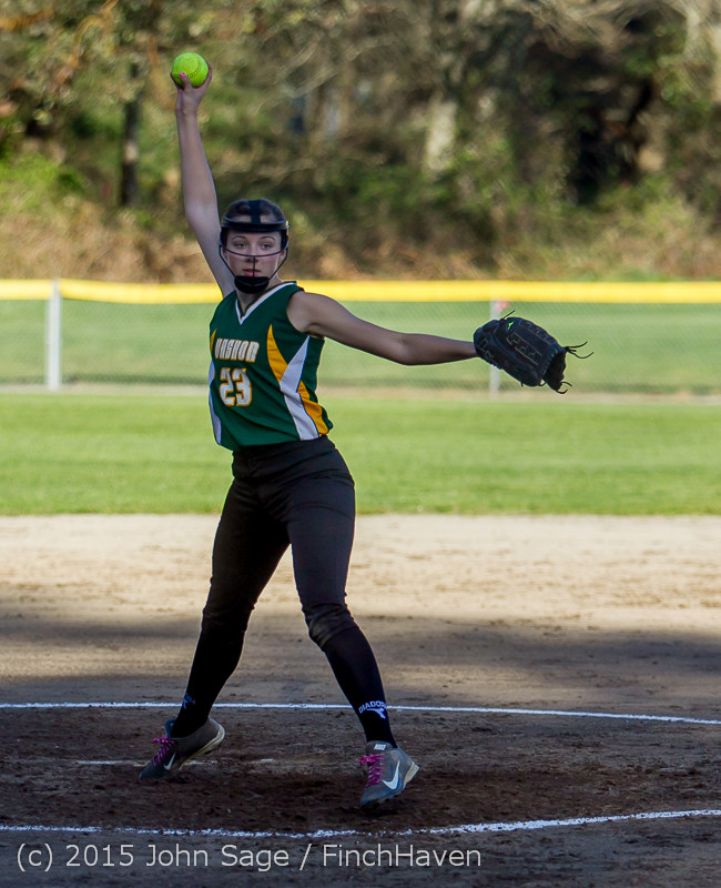 4522 Softball v Darrington 031815