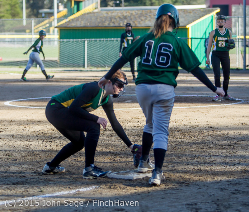 4672 Softball v Darrington 031815