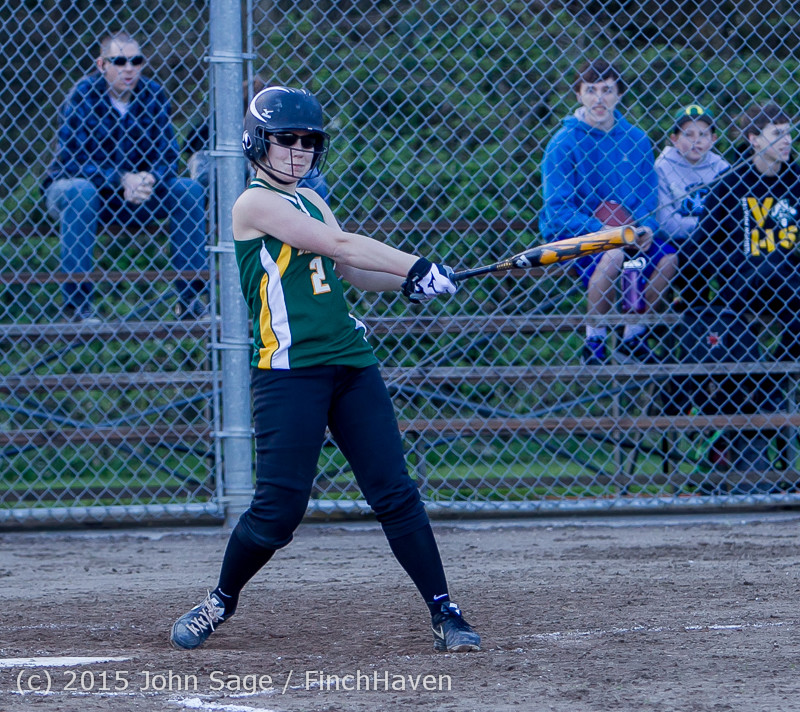 4709 Softball v Darrington 031815