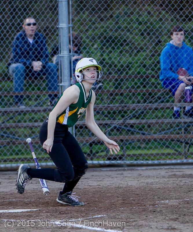 4737 Softball v Darrington 031815