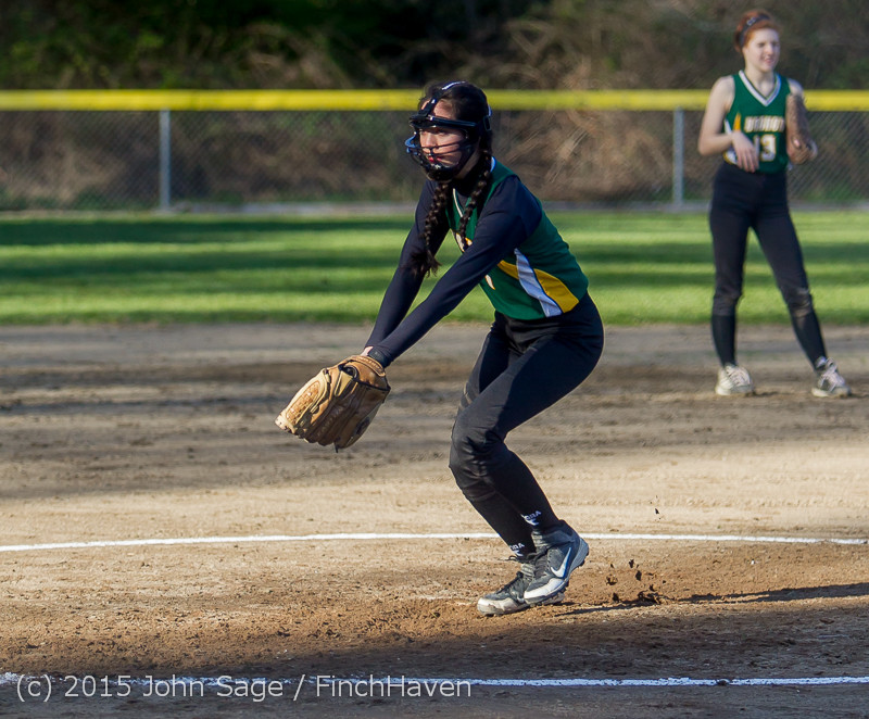 4847 Softball v Darrington 031815