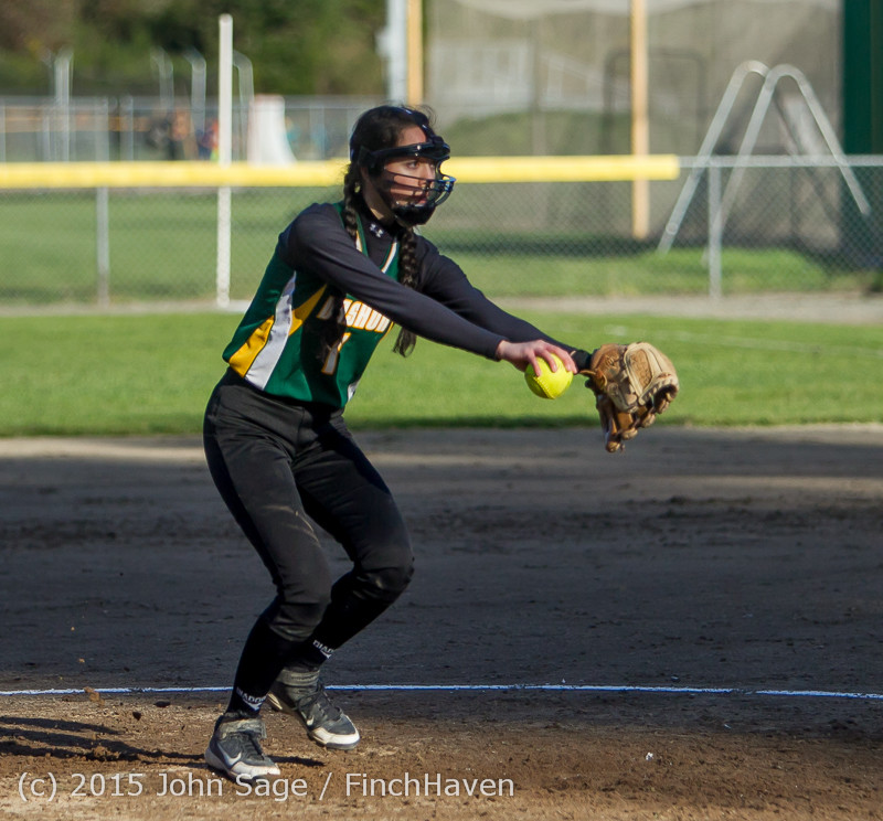4876 Softball v Darrington 031815