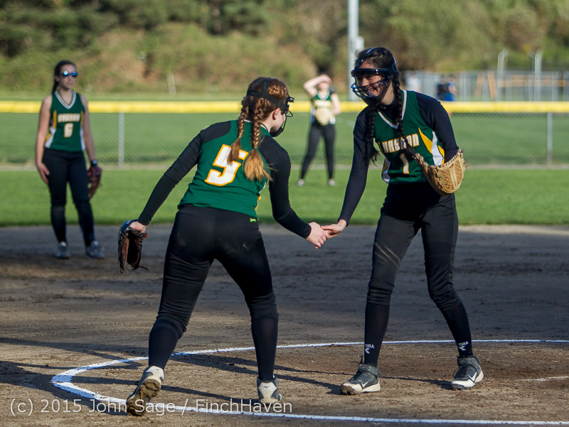 4883 Softball v Darrington 031815