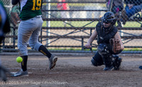 4965 Softball v Darrington 031815