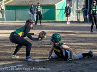5011 Softball v Darrington 031815