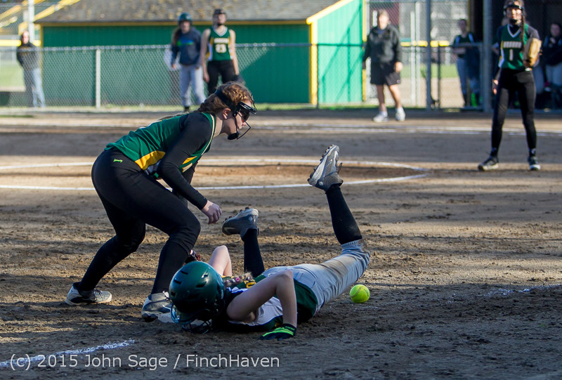 5016 Softball v Darrington 031815