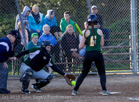 5100 Softball v Darrington 031815