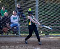 5115 Softball v Darrington 031815