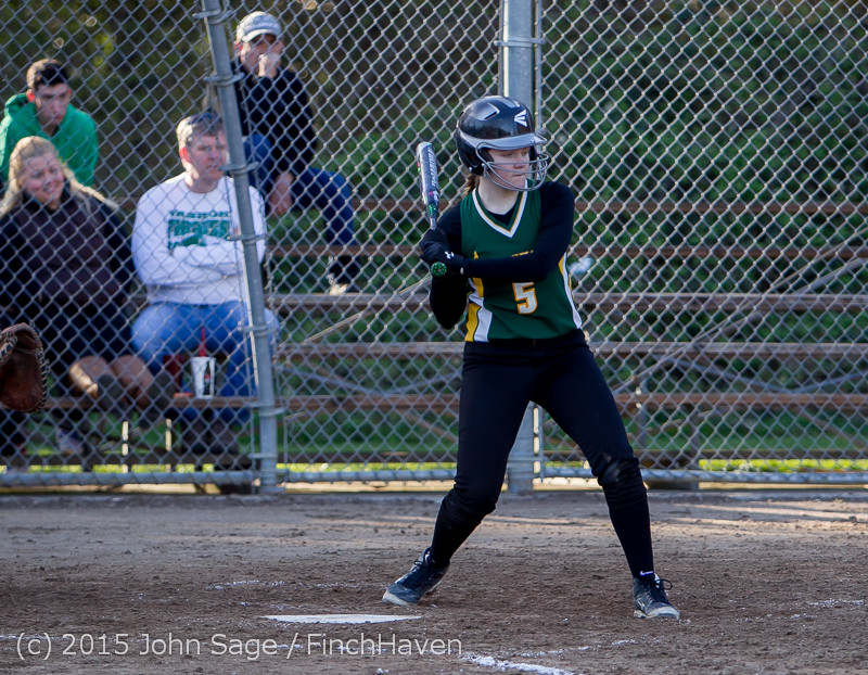 5129 Softball v Darrington 031815