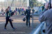 5628 Softball v Eatonville 032114