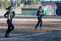5635 Softball v Eatonville 032114