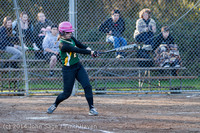 5645 Softball v Eatonville 032114