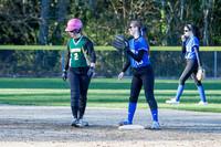 5661 Softball v Eatonville 032114
