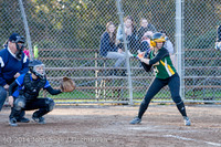 5682 Softball v Eatonville 032114