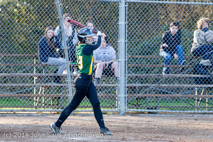 5690 Softball v Eatonville 032114