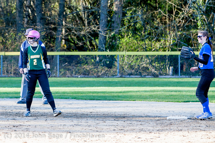 5693 Softball v Eatonville 032114