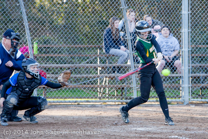 5697 Softball v Eatonville 032114